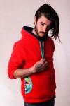 RED MAN HOODIE - LEGO