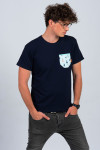 NAVY MAN T-SHIRT - SEAGULL
