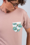 FADING ROSE MAN T-SHIRT - TUKAN